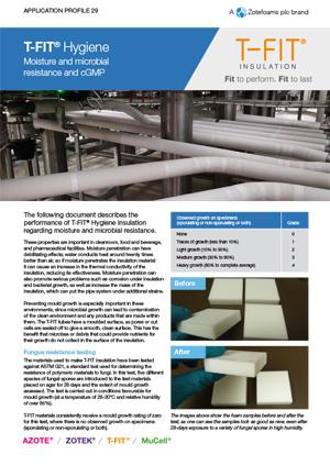T-FIT-Hygiene-Application profile 29 moisture