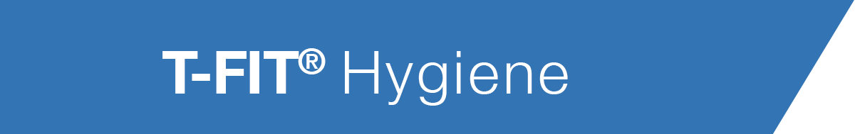 T-fit Hygiene Logo